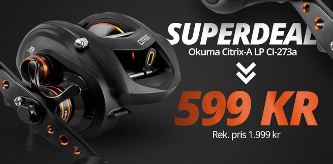 Okuma Citrix Superdeal