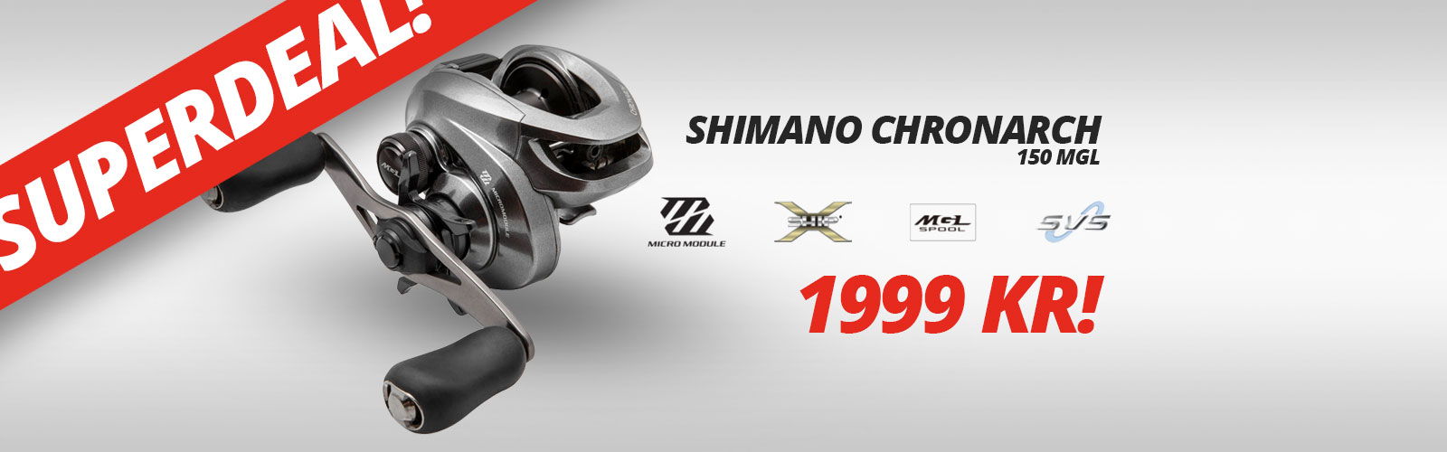Shimano Chronarch rea