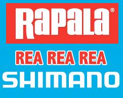REA på Shimano och Rapala - Klicka här!