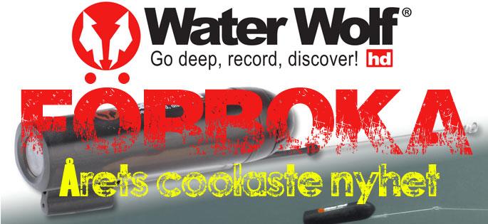 Water Wolf Undervattenskamera!