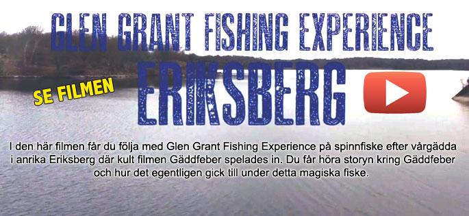 Glen Grant Fishing Experience Eriksberg