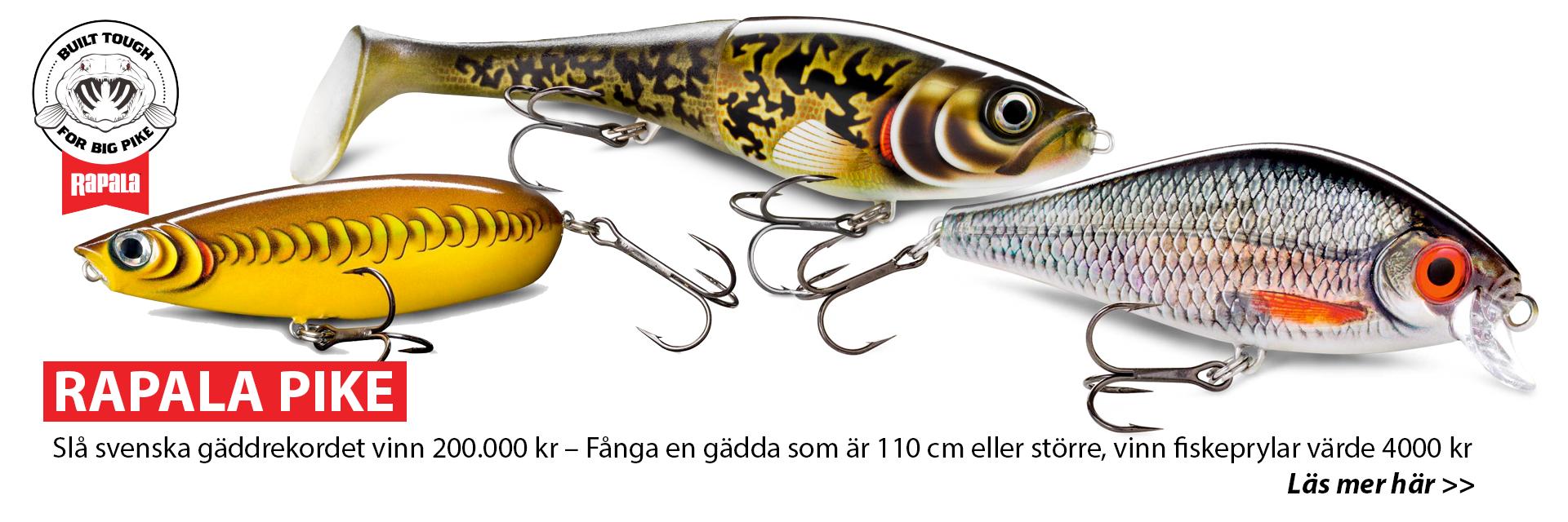 Rapala Pike Tävling