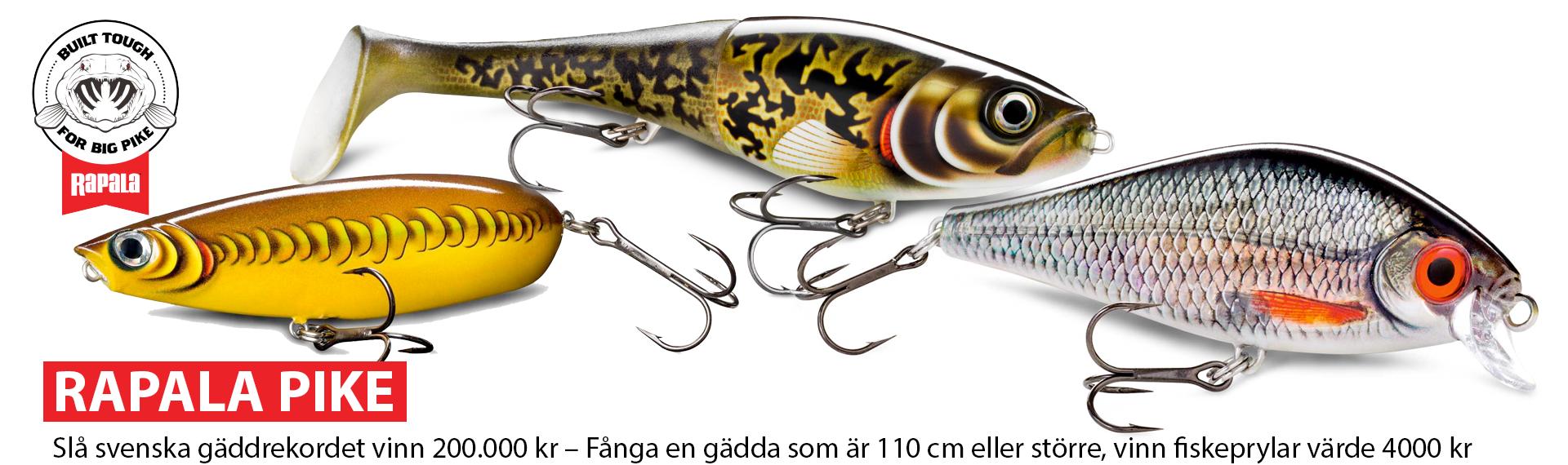 Rapala Pike