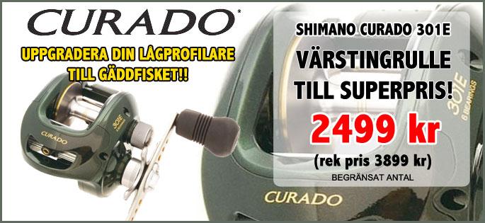 Shimano Curado 301 till kampanjpris