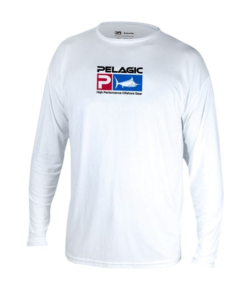 Pelagic Aquatek T-Shirt White
