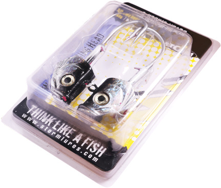 Storm Jigging Head 265g 2-pack