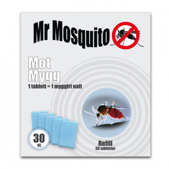 Mr Mosquito Refill (30-pack)