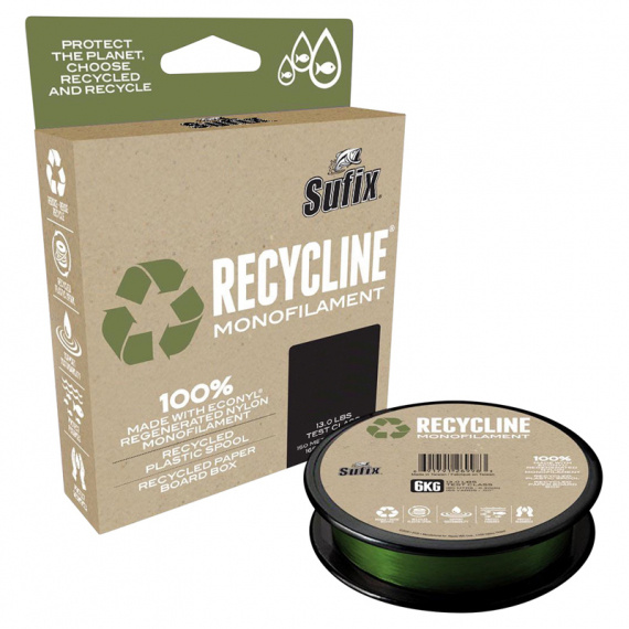 Sufix Recycline Green 300m