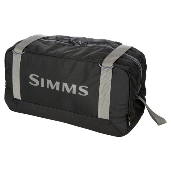 Simms GTS Padded Cube Large Carbon - L