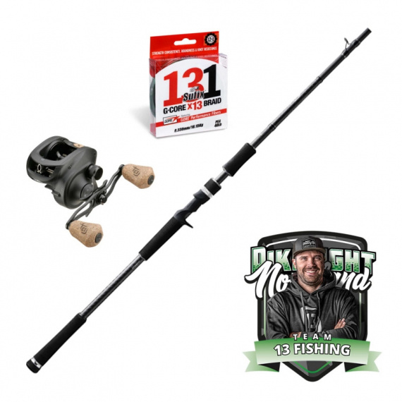 Mathias Holgersson Team 13 Fishing PikeFight Combo 2020
