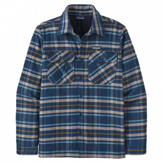 Patagonia M\'s Insulated Fjord Flannel Jacket INNA