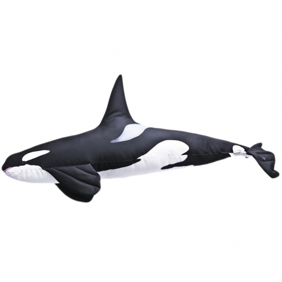 The Orca pillow mini, 51cm
