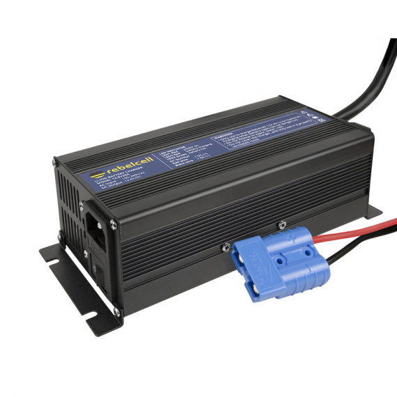 Rebelcell Charger 12.6V20A Li-ion for Outdoorbox 12.70 AV