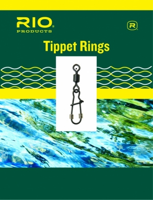RIO Trout Tippet Ring 10-pack Small