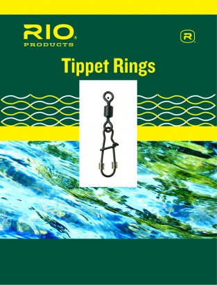 RIO Steelhead Tippet Ring 10-pack Large