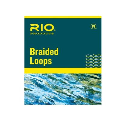 RIO Braided Loop 4-Pack W/Tubing
