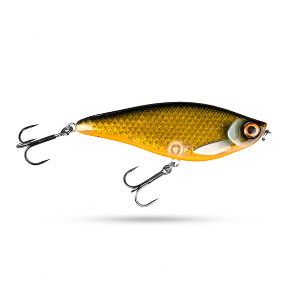 Scout Swimmer 12,5cm 67g Slow Sink - Golden Shiner