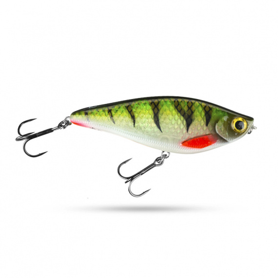 Scout Swimmer 12,5cm 67g Slow Sink - Pearl Perch