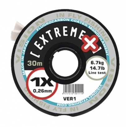 Vision EXTREME+ 50m tippet