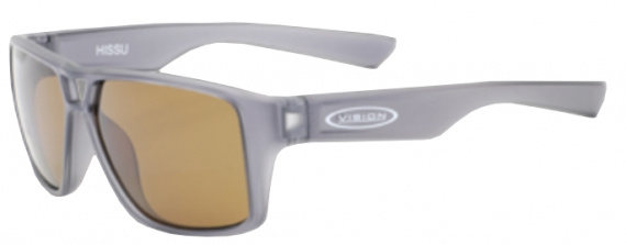 Vision Hissu Sunglasses Brown