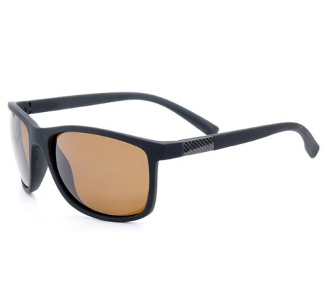 Vision Curve Sunglasses Brown