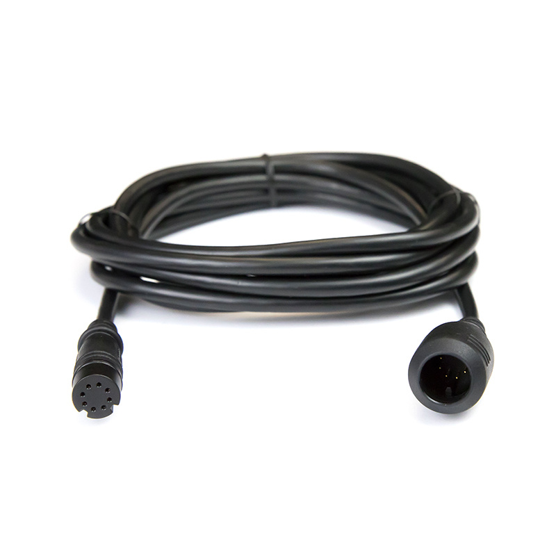Lowrance Hook2 / Reveal / Cruise 8 pin 10 Ft Extension Cable