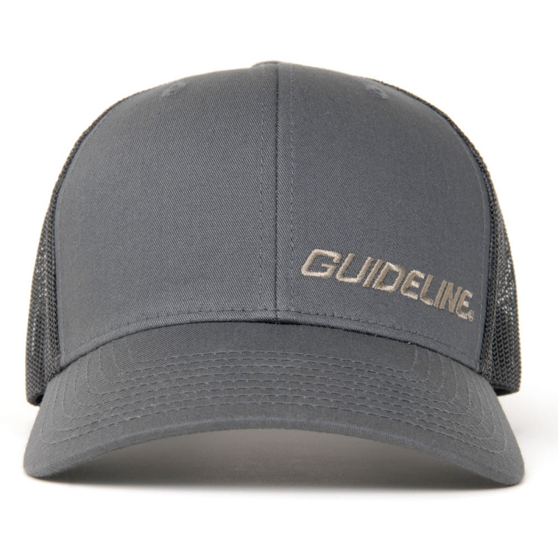 Guideline Retro Trucker Charcoal/Black OSFM