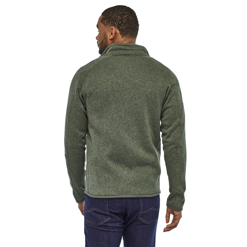 Patagonia M\'s Better Sweater Jacket Industrial Green