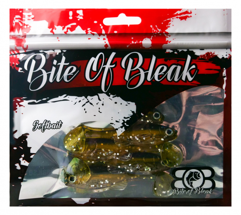 Bite Of Bleak The Pope 8,5cm (5-pack)
