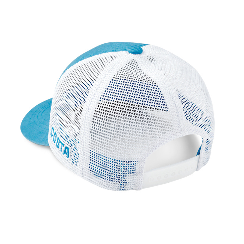 Costa Ocearch Huddle Trucker Hat Costa Blue/White